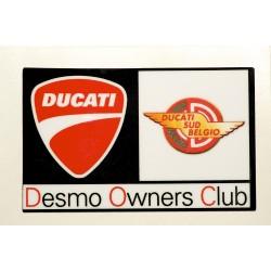 """DUCATI SUD BELGIO """"COMBO 2004"""""""