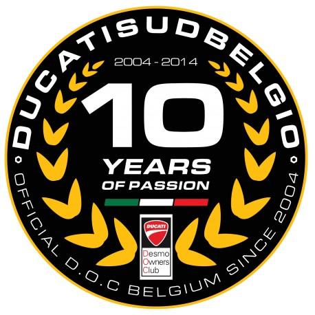 "D.O.C BELGIUM ""10 Years of passion"" 2014"