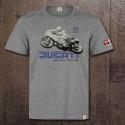 "T-shirt ""D.O.C BELGIUM Classic Dept"""