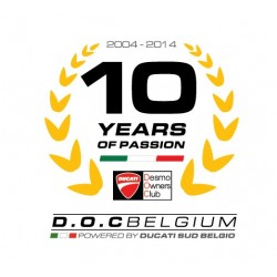 "D.O.C BELGIUM ""10 Years of passion"""